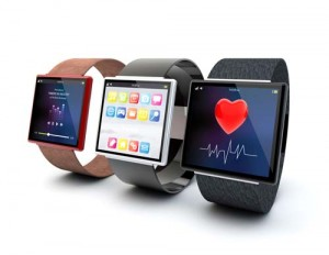 wearable smartwatches concept