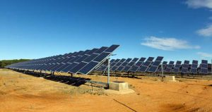 New technology of energy production: solar panels