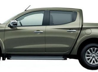 Mitsubishi intenta llegar a la cima con su pick up L200