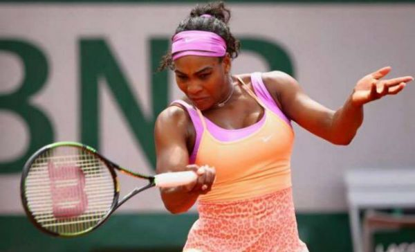 Serena Williams: Fuera de serie