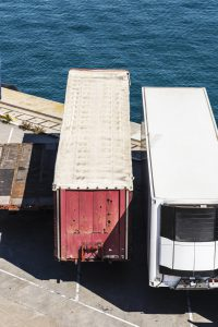 Refrigerated container and other types of containers