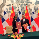 Panamá abre embajada en la República Popular China