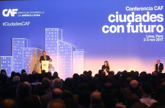 [En video]: Conferencia ciudades con futuro en América Latina 2017