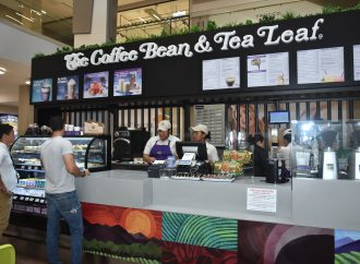 The Coffee Bean & Tea Leaf crece en Panamá