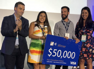 Culqi ganador de América Latina y el Caribe de Visa´s Everywhere Initiative