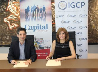 Capital Financiero y el Instituto de Gobierno Corporativo Panamá firman convenio de cooperación