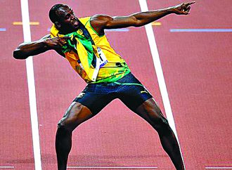 Usain Bolt descarta estar en Tokio 2020