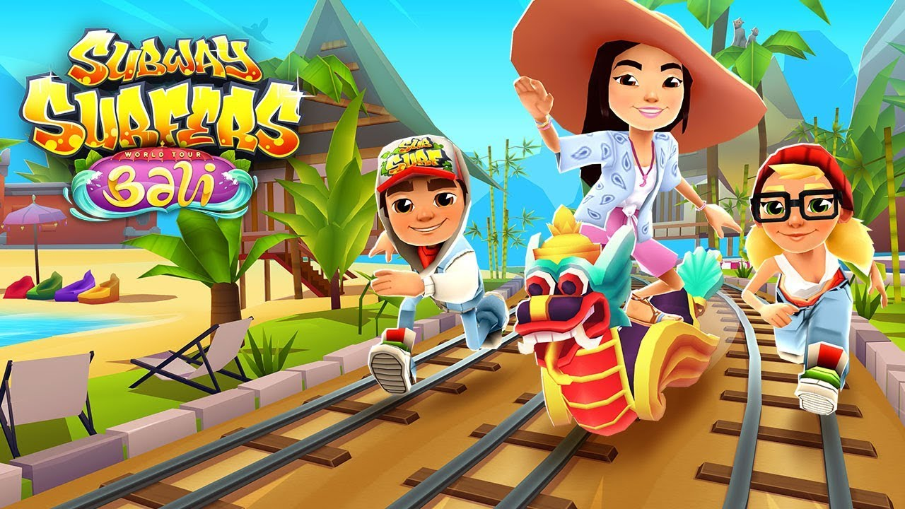Subway Surfer De