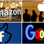 Ejecutivos de Google, Amazon, Facebook y Apple declaran ante Congreso de EE.UU.